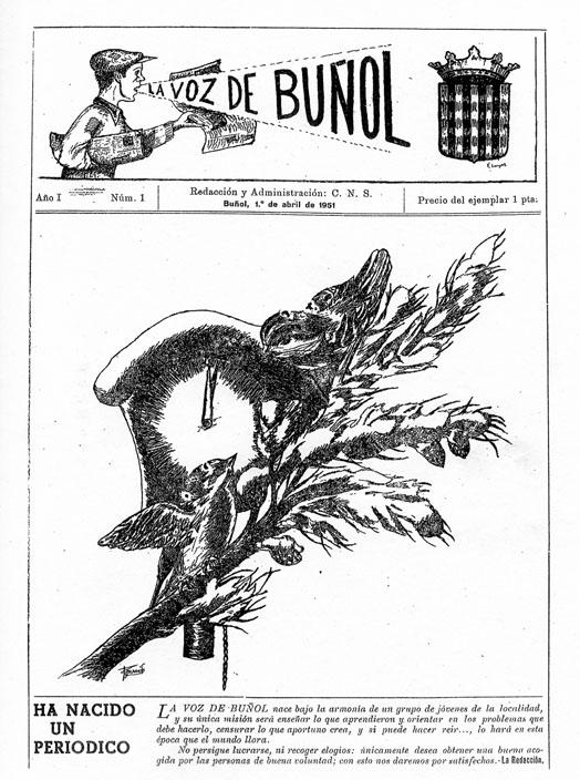 La Voz de Buñol 1951