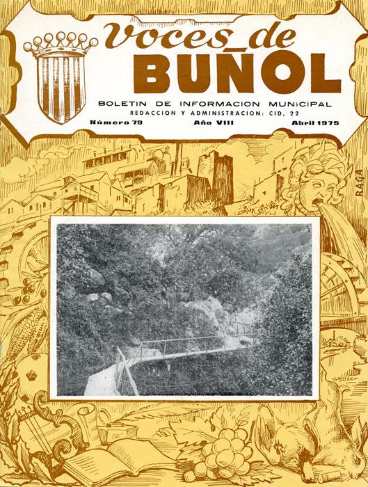 Voces de Buñol 1975