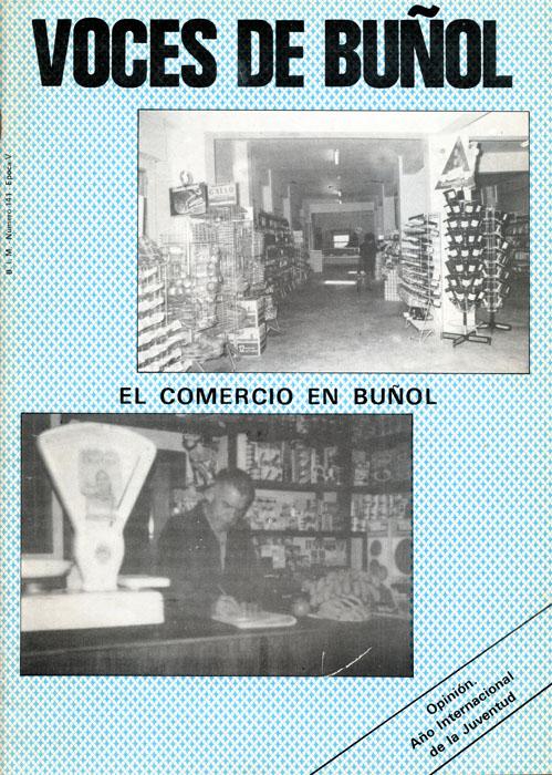Voces de Buñol 1985