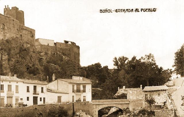 Entrada al Pueblo 1905