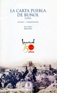 LA CARTA PUEBLA DE BUÑOL (1254)