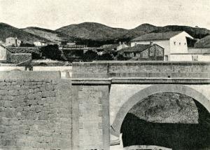 Puente de la venta 1914
