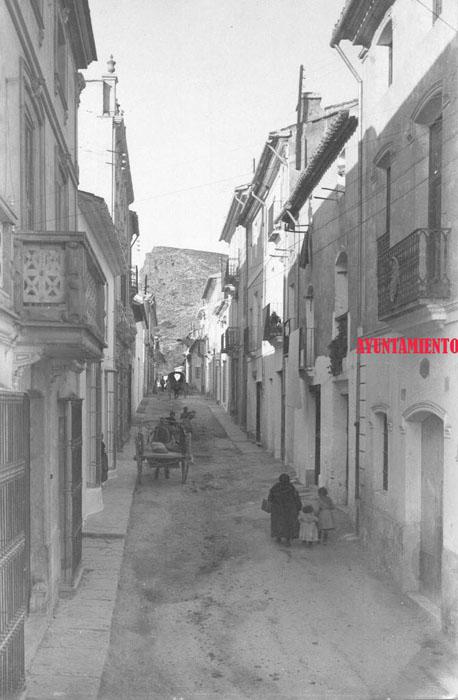 Callle San Luis 1914