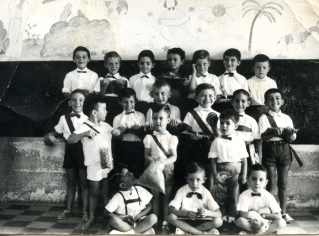 Colegio Ayuntamiento 1966