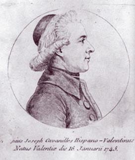 Joseph Cabanilles 1745