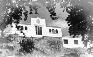 Albergue Ramon Laporta 1945 inaguración