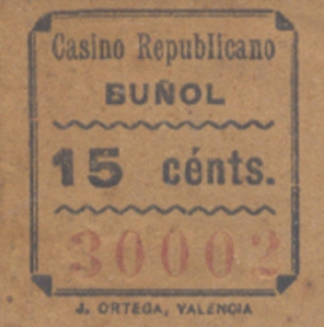 Casino Republicano tike