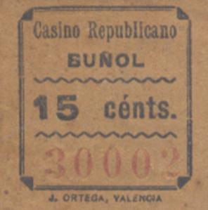 Casino Republicano tike