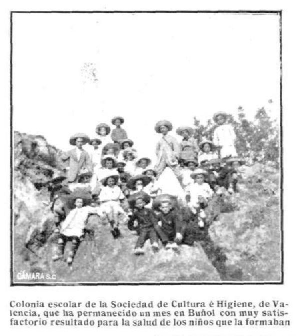 Colonias escoleres Mundo Grafico 1912-2