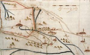 Plano del siglo XVIII