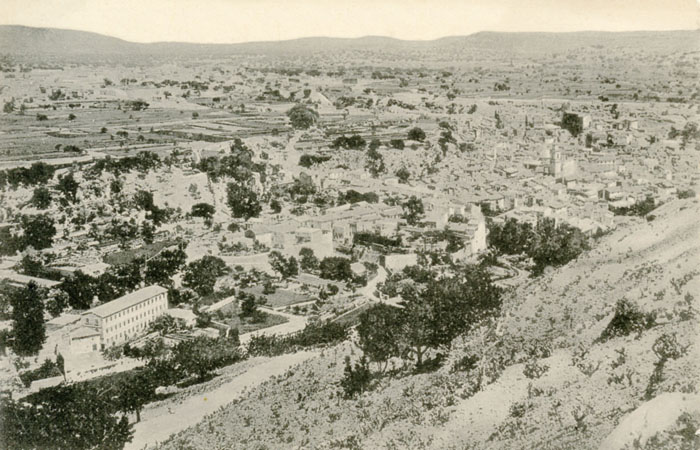 Pueblo y Ventas Buñol