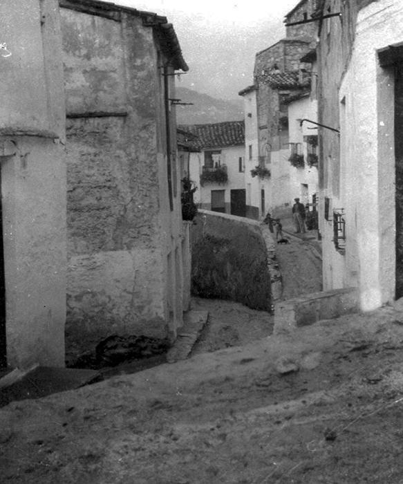 Calle de la Alpujarra